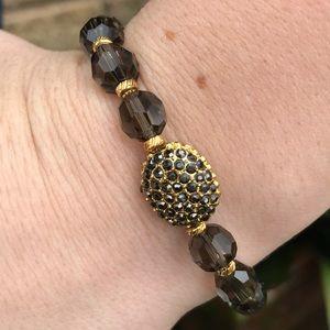 Jewelry - Pave crystal bracelet